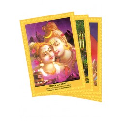 Set postere ipostaze Shiva