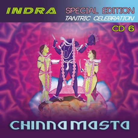INDRA - CD Chinnamasta