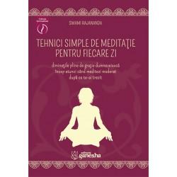 Tehnici simple de meditație pentru fiecare zi